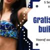 5 September: Gratis proefles buikdansen